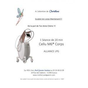 Cellu M6® Corps ALLIANCE 20 min LPG